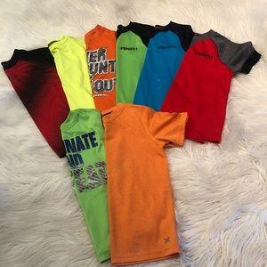 Other - Bundle of boys sports shirts